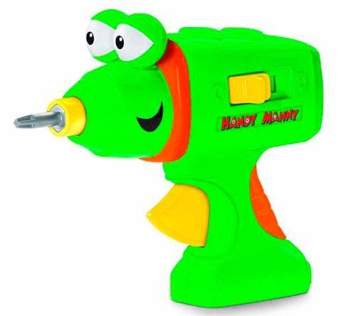 Manny Manitas Spinner destornillador parlanchín (Mattel T2839)