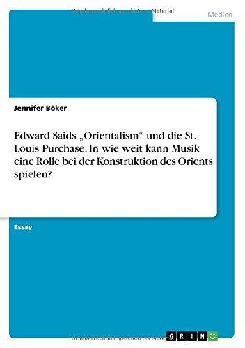Edward Saids