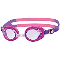 Zoggs Kids' Little Ripper Swimming Goggles Anti-Fog and Uv Protection (up to 6), 0-6 Years