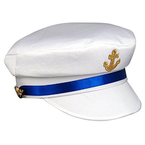 a Cap Navy Shipmate Junggesellinnenabschied Kostüm Fasching (Shipmate Erwachsenen Kostüme)