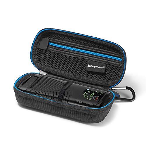 Supremery Case für Boundless CFX Vaporizer Case Hülle Etui Tasche mit Netztasche für weiteres Zubehör für Boundless CFX Vaporizer
