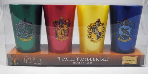 wizarding-world-of-harry-potter-house-tumbler-cup-set-4-cups-by-universal-studios