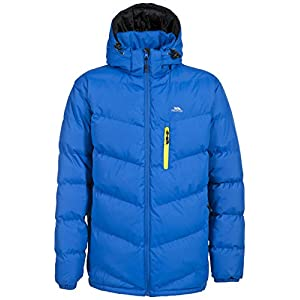 trespass men's blustery padded jacket
