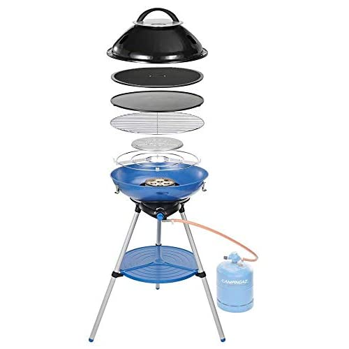41qMdrBrQUL. SS500  - Campingaz Party Grill 600 Camping Stove, All in One portable Camping BBQ