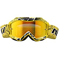Gafas de Nenki Motocross NK-1018 para niños(amarillo)