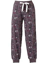 Love to Sleep Womens Long Sleeve Pyjama Tops Sleep Soft Jersey Scoop Neck