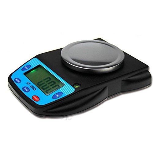 Lishi Küchen-Elektronische Skalen-0,01G-Präzisions-Balancen-Skalen Home Jewelry Medicine Scales 3000G,#1