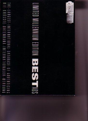 Best Ad's, Limited Millenium Edition, CD-ROM Die grösste Datenbank internationaler Werbung. Dtsch.-Engl. Für Windows 95/98/2000 u. MacOs. Mit 10.000 Bildern u. über 300.000 Daten-Einträgen