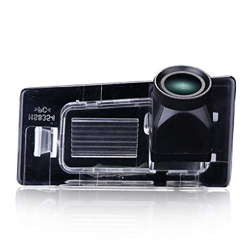 HDMEU Auto Rückfahrkamera Farbkamera Einparkkamera Nachtsicht und für Rückfahrsystem Einparkhilfe - Wasserdicht & Stoßfest für Kia KX3 2015 2016 Kia Sportage R 2018 ^Hyundai Elantra 2016 -