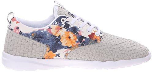 DVS Apparel - Premier 2.0, Sneaker Donna Beige (Beige (Tan/Blue))