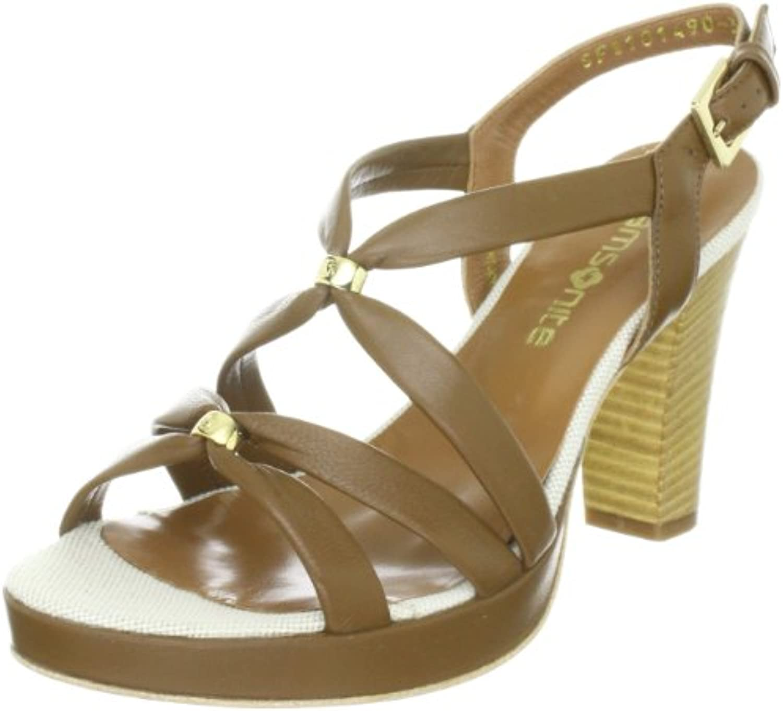 Samsonite DALIA femmeB005SAZJ6WParent SOFT LEATHER BROWN, sandales mode femmeB005SAZJ6WParent DALIA 55677c