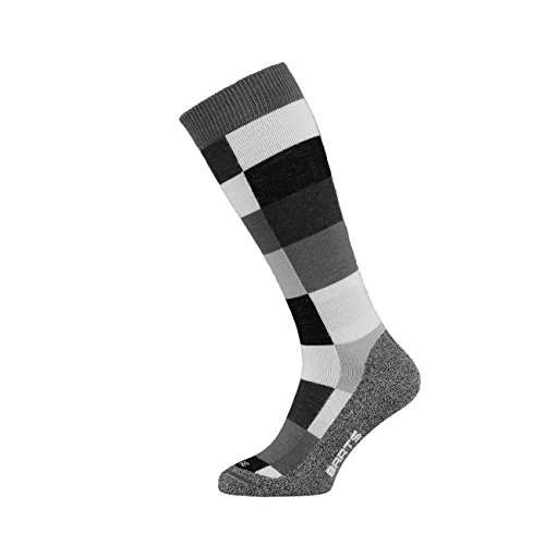 Barts Skisocks Blocks Uni Black 43-46