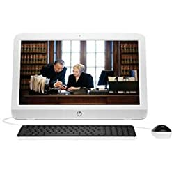 HP 20-e016in All-in-One Desktop (AMD E1- 6010 APU / 4GB / 500 GB / WIN 10 / Integrated Graphics) With 1 Yrs Warranty By HP India Service Center