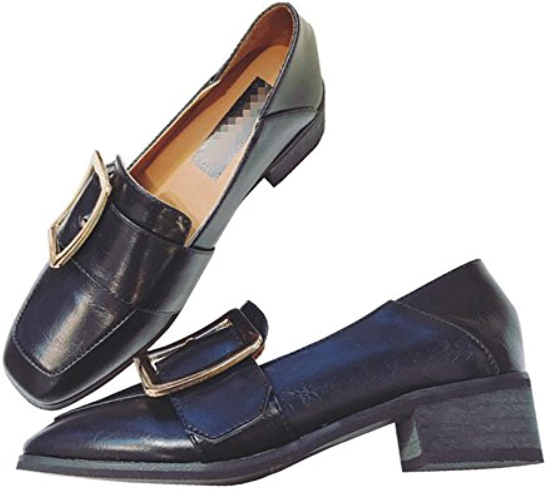 2017 nuove scarpe estive con un piccolo scarpe con un piccolo scarpe di moda , nero , 7.5 | Nuovi Prodotti  | Uomo/Donna Scarpa