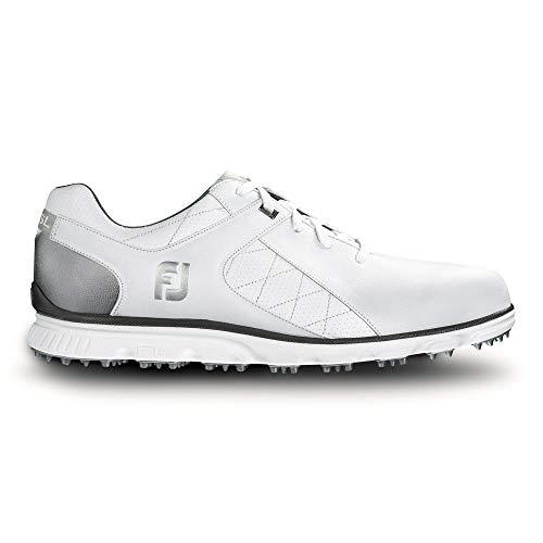 Footjoy PRO S/l, Scarpe da Golf Uomo, Bianco (Blanco 53579), 46 EU