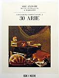 ARIE ANTICHE 2 - arrangiert für Gesang und andere Besetzung - Klavier [Noten / Sheetmusic] Komponist: PARISOTTI A