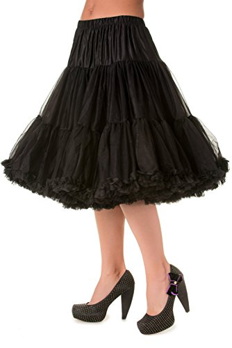 Banned Lifeforms Petticoat (Schwarz) - 5