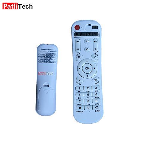 Calvas Original PowerTV Android TV Box/Special Arabic IPTV Box Remote  Control, Compatible con PowerTV X1, X3, X6, accesorios de TV