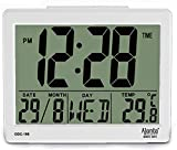 Best Digital Alarm Clock - Ajanta Digital Table Clock (ODC-190 White) Review