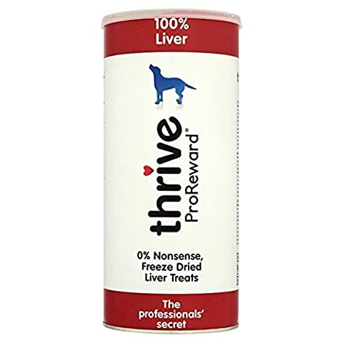 Thrive ProReward 100% Liver Dog Treats MaxiTube