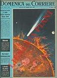 """Copertina illustrata a colori in fascicolo originale completo de """"La Domenica del Corriere"""" del 31/10/1965"""