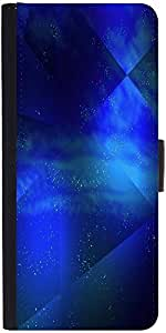 Snoogg Abstract Cosmos Backgrounddesigner Protective Flip Case Cover For Sony...