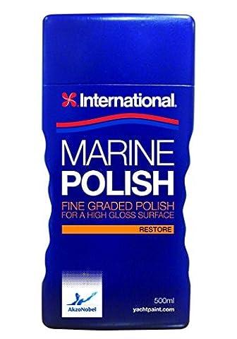International Marine Polish 500ml Marine