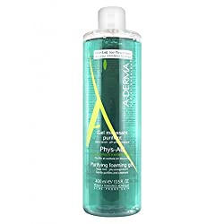 A-Derma Phys-Ac Purifying Foaming Gel for Oily Skin 400ml
