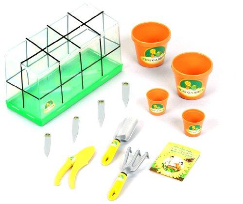 Theo Klein 2683 - Gewächshaus-Set, Spielzeug
