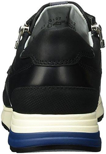 Fretz Men Mens Dexter Sneaker Black (51 Noir)