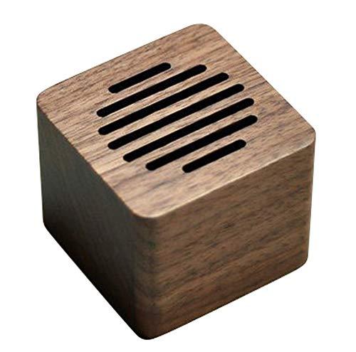 LANZHEN-Electronic Zubehör für elektronische Komponenten Spieluhr Spieluhr Weihnachtsgeburtstag ValentinszimmerLe Gore Spieluhr aus Holz Spieluhr Spieluhr (Color : Nussbaum, Size : Wild Rose) -