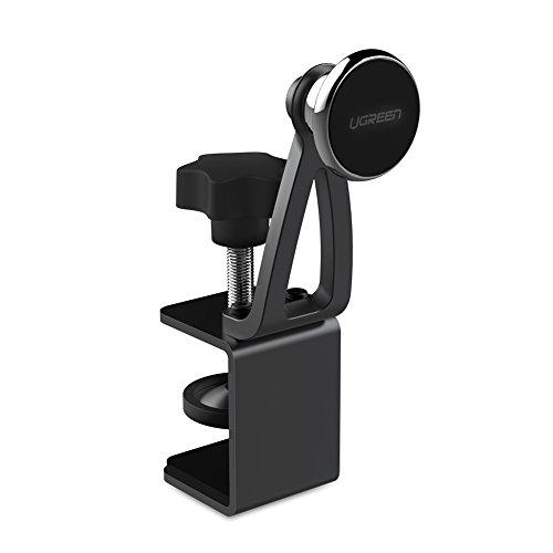 UGREEN Handy Halterung Magnet Handyhalter 360 Drehbar Tablet Halterung für Küche, Schrank, Schreibtisch, Regal für iPhone 7 plus/8/8 plus/X/7/6, Samsung S8/note 8/S7 Edge, Huawei mate10/s/9/P10/P9 usw