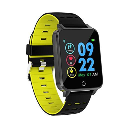 OPAKY Farbe Vollbild IP68 Wasserdichte Pulsuhr Smart Watch für Kinder, Damen, Männer