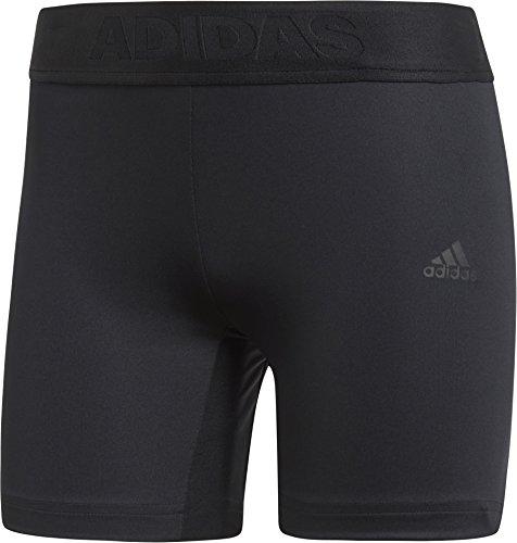 adidas Damen Alphaskin Sport ST5 Tights 1/4, Black, L