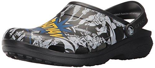 Crocs Unisex Classic Batman Clog