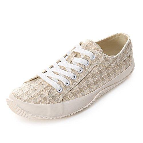 Les chaussures de toile d'automne/ bas fond plat sabot/Respirant casual chaussures de sport A
