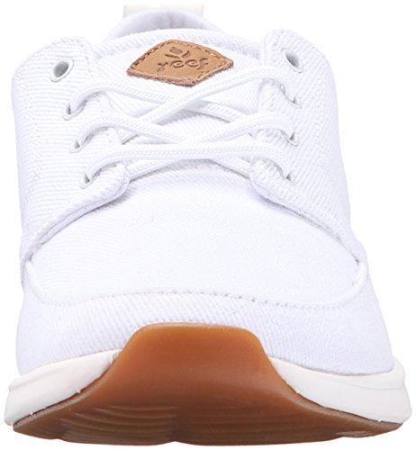 Rover Branca Baixos Sapatos Tabaco Recife dqzwSZ0adx