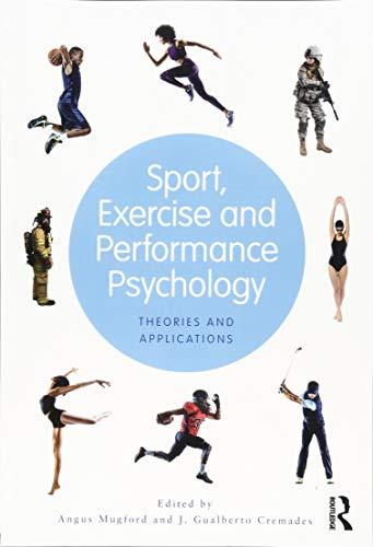 Sport, Exercise, and Performance Psychology (Stefanie Block)