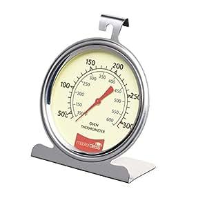 Master Class Termometro per forno in acciaio INOX