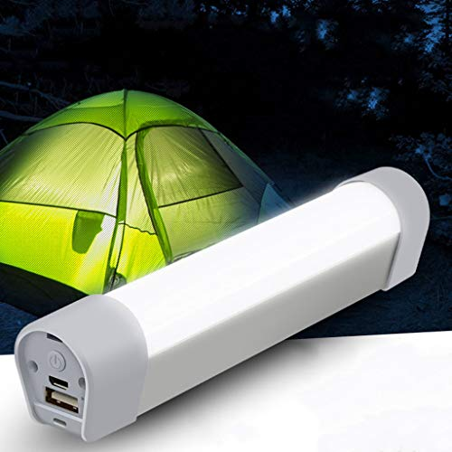 Luz Camping LED Exteriores Linterna Magnético 2 1