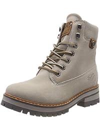 Dockers by Gerli 41CE307-635220 Damen Boots Grau