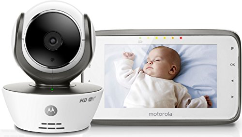 motorola-mbp854-vigilabebes-digital-de-video-con-pantalla-a-color-de-43-wifi-color-blanco