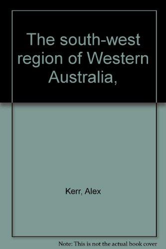The south-west region of Western Australia