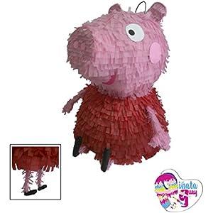 Peppa Wutz Piñata. 3D