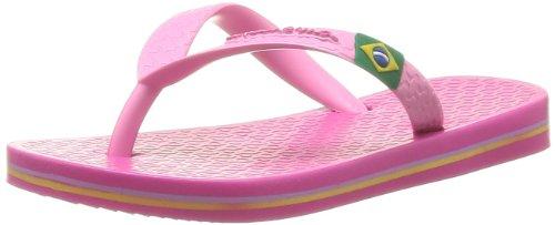 Ipanema Classic Brasil II, Tongs mixte enfant Rose (20791)