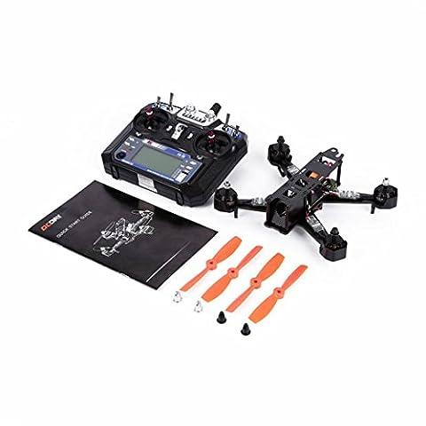 WYXlink OCDAY Razer 210 size Full Carbon Fiber FPV Racing Drohne Quadcopter RTF