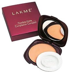 Lakme Flawless Matte Complexion Compact, Melon