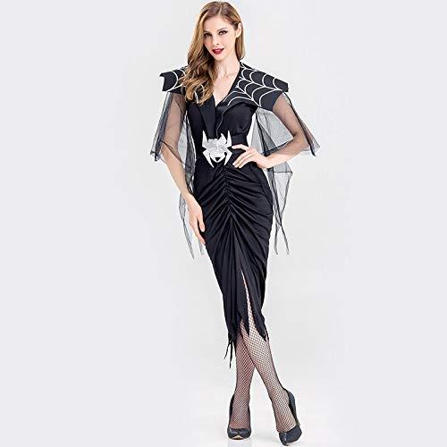 - Schwarz Spinne Kostüm Frauen