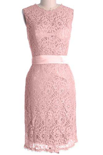 MACloth - Robe - Crayon - Sans Manche - Femme Blush Pink