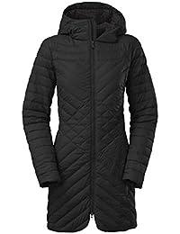 The North Face Mujer karokora Parka abajo abrigo largo chaqueta, TNF Negro, mujer, color negro, tamaño XS